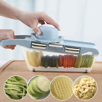 Vegetable Cutter Potato Peeler Carrot Grater Mandoline Vegetable Slicer YF  _