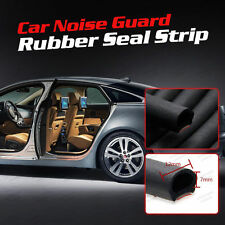 39ft Car Door Tailgate Edge Protector Trim Rubber Seal Strip All Weather D shape