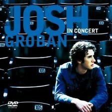 Josh Groban - Josh Groban in Concert (CD & DVD) (Smart Pak) [New CD]