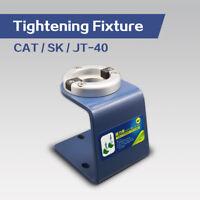 CAT40 Tool Holder Tightening Fixture  SK40, JT40 Locking Fixture Tool Lock Seat