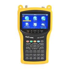 Satlink WS-6979SE Messgerät HD Satfinder DVB-S/S2 DVB-T/2 Spectrum Forum-Zugang