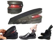 Altezza aumento solette per scarpe tacco Ascensore 5cm BOLLA D'ARIA Cuscino UNISEX LAVABILE