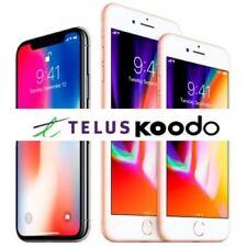 Telus/Koodo Iphone 3/4/4S/5/5c/5S/6/6+/6s/6s+/7/7+/8/8+/X Unlocking Service