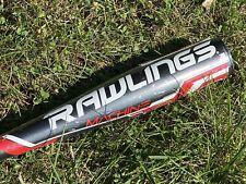 "NEW RAWLINGS MACHINE ALLOY USA STANDARD BASEBALL BAT 29 "" 21 oz Drop -8 HOT BAT"