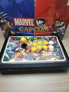 Mad Catz Marvel Vs Capcom 2 Fight Stick Xbox 360