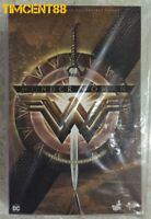 Ready! Hot Toys MMS424 Wonder Woman Training Armor Version Gal Gadot 1/6 New