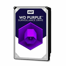 WD Purple Surveillance 4TB SATA lll 5400RPM Internal Hard Disk Drive WD40PU