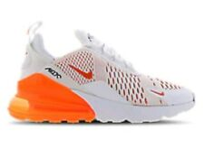 NIKE AIR MAX 270 (GS) CJ4580 102 Trainers Shoes UK 5 EUR 38