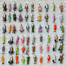 60 pcs HO scale ALL Standing People figures passengers 20 different poses