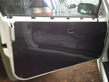 1 X BMW E36 COMPACT CARBON EFFECT, GLOSS BLACK or ALUMINIUM DOOR CARD PANEL RACE