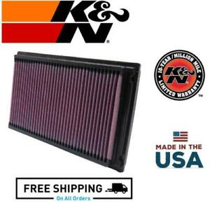 K&N Replacement Air Filter For 1981-2020 Nissan Infiniti Suzuki Various Models