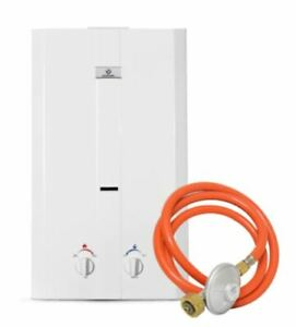 Eccotemp CE-L10 Portable Outdoor Tankless Water Heater, 37 mbar