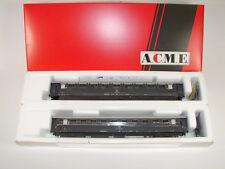 ACME H0 55160 - 2er Set: Personenwagen, Typ 23500 und Typ 3300, FS   Neuware