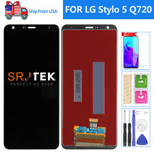 6.2'' For LG Stylo 5 Q720 Screen Replacement Q720VSP LCD Display Touch Digitizer