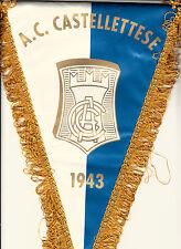 GAGLIARDETTO A.C. CASTELLETTESE 1943, EXTRASCONTO PRIMA DELLE FERIE.