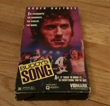 Buddy's Song RARE Vhs Video ROGER DALTREY Sharon Duce CHESNEY HAWKES Rock Movie