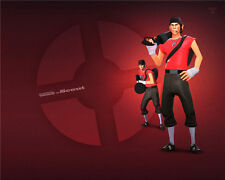 "Team Fortress 2 Hot Game Wall Poster 30""x24""  T009"
