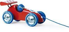 Vilac 2309r - Voiture de Course (rouge et Bleue)