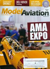 2015 Model Aviation Magazine: AMA Expo/Conservation Drones/Heli Hover Training