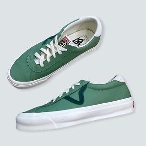 Vans Men's Vault OG Epoch LX Kashmir Bistro Green Sneakers Size 7.5M NWOT