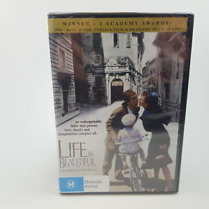 Life Is Beautiful DVD New Sealed R4