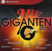 Die Hit Giganten-Rock aus Deutschland von Various | CD | Zustand gut