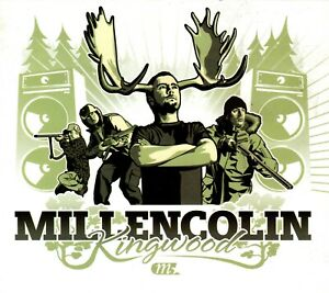 >> MILLENCOLIN / KINGWOOD -  new condition