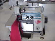 Industrial Brother 3 Thread Overlocker Sewing Machine Fully Serviced & Complete