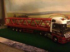 Corgi Heavy Haulage Modern Truck Red Crane Jib Load Only 1/50