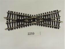 MÄRKLIN 2259 K-Gleis Kreuzung 168,9 mm #NEU# 1 Stück#