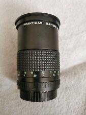 Prakticar Pentacon MC lens 135mm 1:2.8 Electric