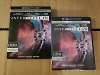 Interstellar: w/Slipcover (4K Ultra HD & Blu-ray) No Code