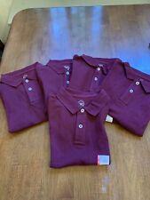 Clearance ! Lot Of 5 Boys Size 4/5 School Uniform shirts New