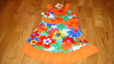Nwt New Hanna Andersson 90 Flower Dress