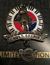 HARD ROCK LIVE SANTO DOMINGO GRAND OPENING COLUMBUS COMPASS PIN RARE