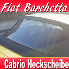 Fiat Barchetta (95-05) Convertible Rear Windscreen Pcs No. 47300101 Original Nur