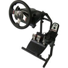 Racing Simulator Steering Wheel Stand G25 G27 G29 New