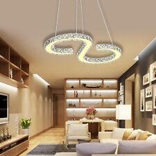 LED Kristall Deckenleuchte 36W Deckenlampe Wandlampe Wohnzimmer Hangeleuchte