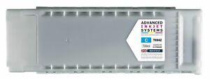 COMPATIBLE 700ML CARTRIDGES FOR EPSON SURECOLOR T3200 T5200 T7200