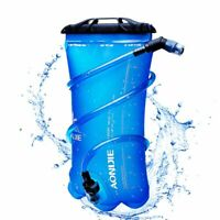 Water Bag Sport 1.5L/2L/3L Outdoor Foldable TPU Hydration Bladder Camping Hiking
