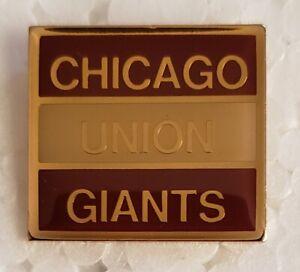 Negro League 100yrs CHICAGO UNION GIANTS Lapel Pin