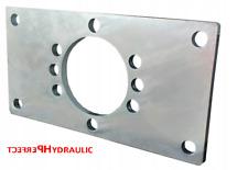 Halteplatte für Hydraulikmotoren Gerotormotoren Gerollermotor Univeral OMR OMS