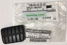 Genuine OEM Clutch Brake Pedal Pad Datsun Nissan Sunny 1200 B110 KB110 210 310