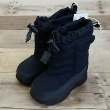 NEW! Cat & Jack Boys Toddlers Navy Himani Winter Boots Size 5, 7 9,11 12