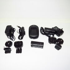 Battery Packs and Universal Charger Kit Bundle with AC Adapter for Sony NP-F570