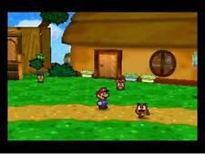 Paper Mario - Rare Classic Nintendo N64 Game