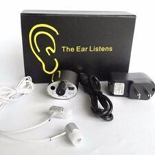 Spy Ear Audio Listening Device Amplifier Bug Sound Amplifier Hearing Wall Gadget