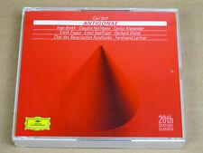 Opera Coffret Box 3 CD Carl Orff Antigonae - Leitner - DG - 20th Century