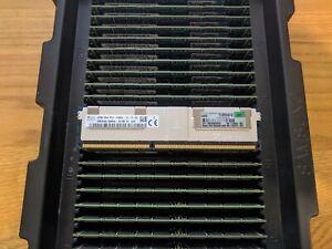 HP 32gb PC3-14900L 4Rx4 1866 ECC Server Memory DDR3 LRDIMM 712384-081 715275-001