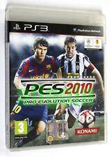 Gioco PS3 Playstation 3 PRO EVOLUTION SOCCER PES 2010 Konami BLES-00689